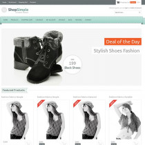 ShopSimple by ThemeForest