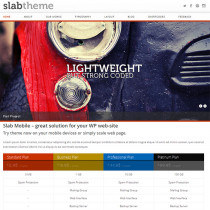 Slab by ThemeForest