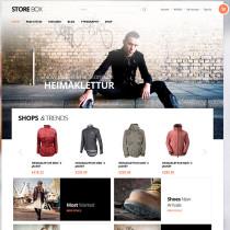 StoreBox by Gavick Pro