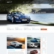 AutoTrader by Themefuse