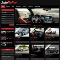 Automotive by Gorillathemes