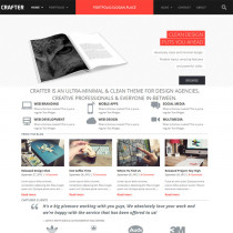 Crafter by ThemePure