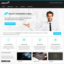Gravity by ThemeForest
