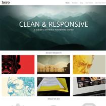 Hero WordPress Theme by ThemeTrust