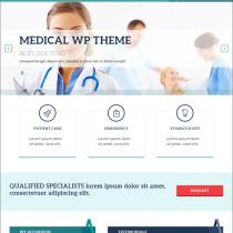 MedPark by TeslaTheme