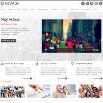 Nevadac by ThemeForest