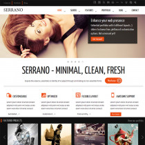 Serrano by ThemeForest