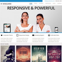 Vanguard by ThemeForest