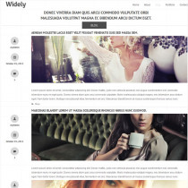 Widely by Themeskingdom