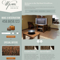 WpHotel WordPress Theme by Themeskingdom