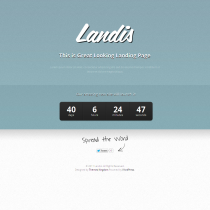 Landis by Themeskingdom