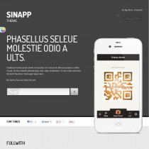 Sinapp by Themeskingdom