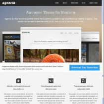 Agencia by WPCrunchy