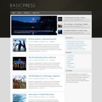 BasicPress by WPCrunchy