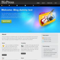 BizPress by WPCrunchy