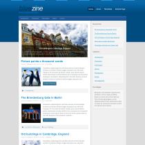 Bluezine by WPCrunchy