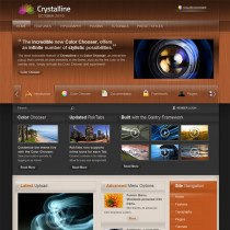 Crystalline by Rockettheme