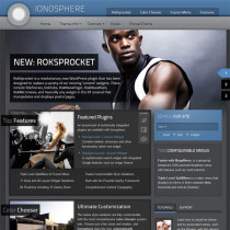 Ionosphere by Rockettheme