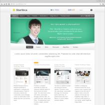 Starttica v.2 by PandaThemes