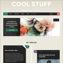 Cool Stuff by Teslathemes