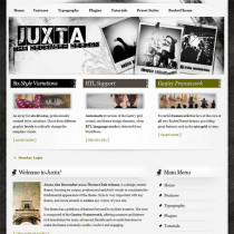 Juxta by Rockettheme