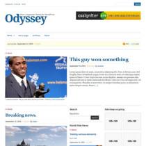Odyssey by Cssigniter