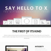 X-The Ultimate Themeforest