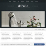 Defolio by ThemeShift