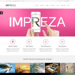 Impreza by themeforest