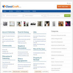 ClassiCraft by Inkthemes