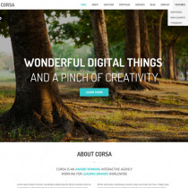 Corsa by Themeforest