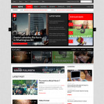 ExtraNews by Themeforest