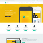 Flatter by Themeforest