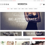 Munditia by Themeforest