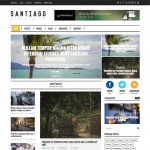 Santiago by Themeforest