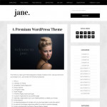 Jane by Studiopress
