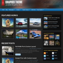 Graphix by WPzoom