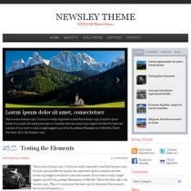 Newsley by WPzoom