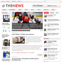The News by Flexithemes