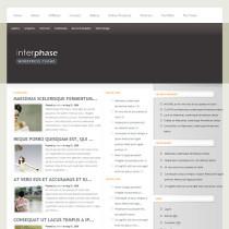 InterPhase by Elegantthemes