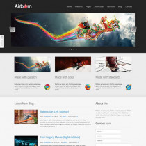 Airborn by Themeforest