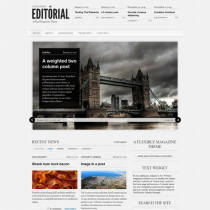Editorial by WooThemes