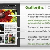 Gallerific by Themeforest
