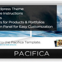 Pacifica by Themeforest