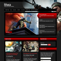 Ithaca by CSSIgniter