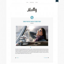 Molly by Cssigniter