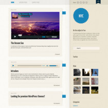 NYC WordPress Theme by Cssigniter