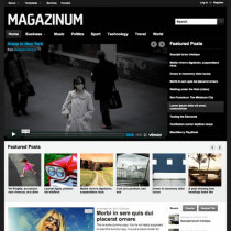 Magazinum by WPzoom