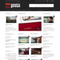 Massive by Themeforest