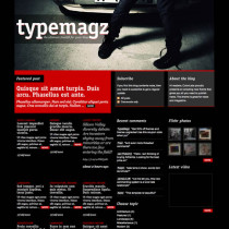 TypeMagz by Colorlabsproject